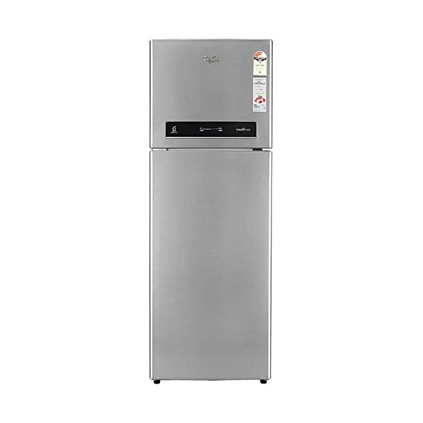 Whirlpool 360 L 3 Star ( 2019 ) Inverter Frost-Free Double-Door Refrigerator (IF INV 375 ELT COOL (3S), Illussia) 2021 July Important note : This product is 3-star rated as per 2019 BEE rating and 2-star rated as per 2020 BEE rating Frost-free refrigerator; 360 litres capacity Energy Rating: 3 Star