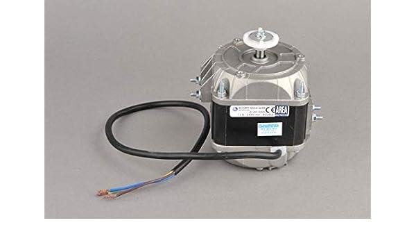 BSD Motor Ventilador para Unidad Exterior Aire Acondicionado - 25W ...