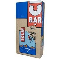 CLIF BAR CHOC CHIP 2.4OZ by CLIF BAR MfrPartNo 112444 by Clif Bar