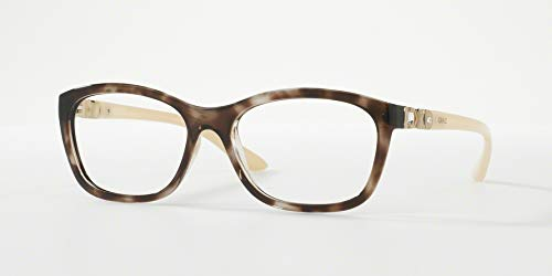 07d5dfbd5cb50 Óculos de Grau Grazi Massafera GZ3001B D394 Tartaruga Com Cristais Da  SWAROVSKI Lente Tam 54