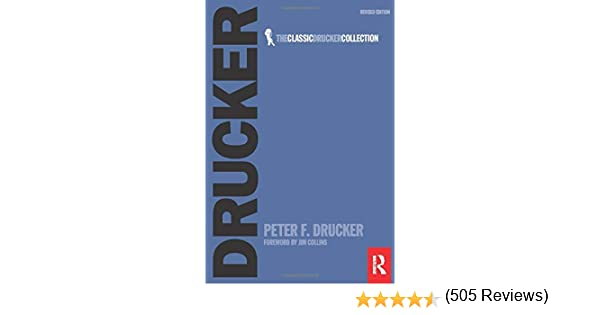 The Effective Executive (Classic Drucker Collection): Amazon.es ...