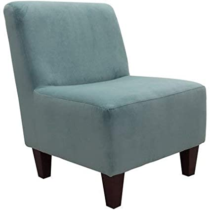 Surprising Amazon Com Mainstays Amanda Armless Accent Chair Carribean Gmtry Best Dining Table And Chair Ideas Images Gmtryco