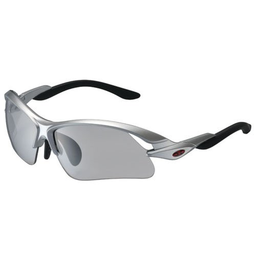 Ogk Md-700 NXT Photochromic Lens Cycle Sports Eyewear Silver by OGK