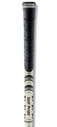 Decade Cord Grip Compound Multi (Golf Pride New Decade Multi-Compound - All Colors (Set of 8) (White))