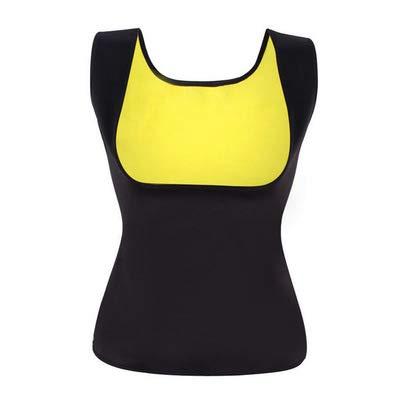VT BigHome Women IntimatesLadies corset Slim body rubber slimming abdomen Plus Size Neoprene Sweat Sauna Hot Body Shapers Vest Waist by VT BigHome