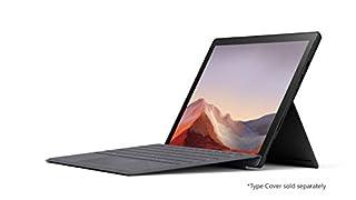 "Microsoft Surface Pro 7 - 12.3"" Touch-Screen - Intel Core i5 - 8GB Memory - 256GB Solid State Drive (Latest Model) - Matte Black (B07YNJ6BQL)   Amazon price tracker / tracking, Amazon price history charts, Amazon price watches, Amazon price drop alerts"