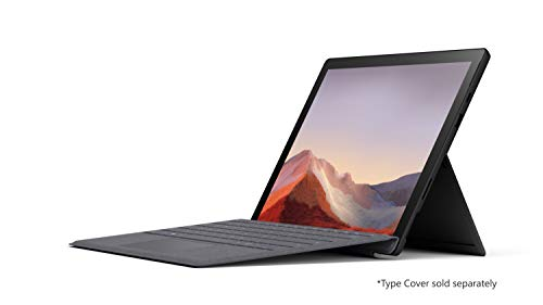 "NEW Microsoft Surface Pro 7 - 12.3"" Touch-Screen - Intel Core i5 - 8GB Memory - 256GB Solid State Drive (Latest Model) - Matte Black"