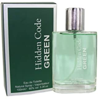 Hidden Code Black 8075 Men Gent Man Perfume Fragrance Eau De