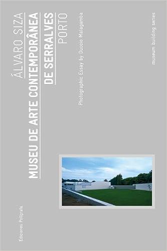 Book Museu de Arte Contemporanea de Serralves Porto (Museum Building)