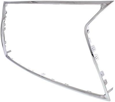 New Grille Trim Grill Chrome for Lexus LS460 LS600h 13-16 LX1210109 5312150030