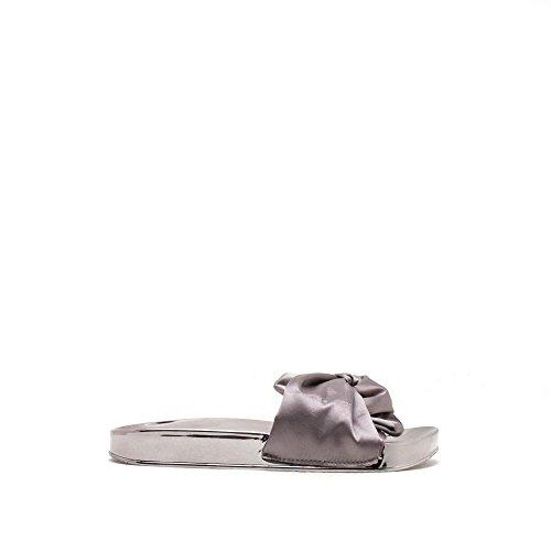 Qupid Womens Booboo-59A Slipper Grey AW5uw