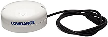 Lowrance Point-1 Baja GPS Antennna w//N2K kit+compass