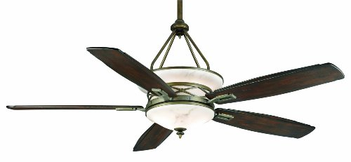 aged bronze ceiling fan - 9