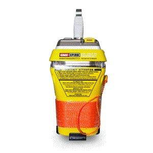 GME AccuSat 406 CAT 2 EPIRB Non-Hazmat w/Internal GPS & Bracket (36460) ()