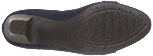 Softline 22464 - Tacones Mujer Azul - azul (Navy 805)