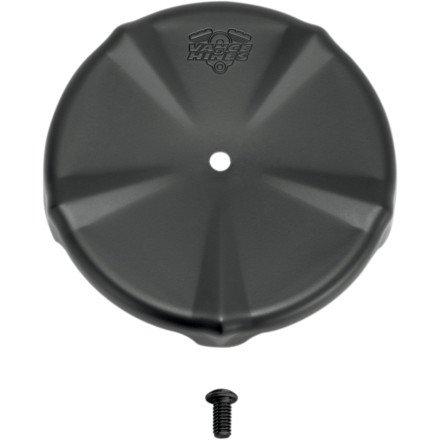 Eagle Air Cleaner Insert (Vance & Hines Naked VO2 Skullcap Air Cleaner Insert (BLACK))