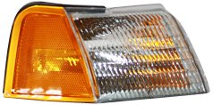 TYC 18-1975-01 Ford/Mercury Front Driver Side Replacement Parking/Signal Lamp Assembly
