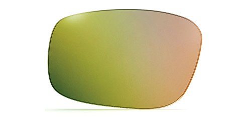 Bolle Bolt Sunglass Replacement Lenses, Brown Emerald Oleo AF ()