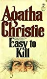 Easy to Kill, Agatha Christie, 0671425102