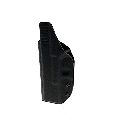 Fits Glock 17 22 31 Inside Waistband Concealed Carry HWZ Tactical Molle Concealment Express IWB KYDEX Holster CF BLK, RH