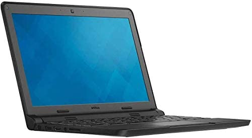 Dell ChromeBook 11.6 Inch HD (1366 x 768) Laptop Notebook PC, Intel Celeron N2840, 4GB 16GB emmc Online Class Ready, Chrome OS (Renewed)