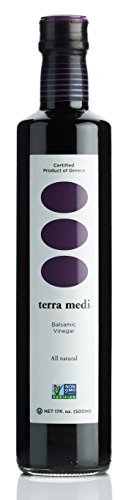Terra Medi Balsamic Vinegar, 17-Ounce
