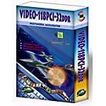 Jaton GEFORCE2 MX400/PCI/32MB DDR ( VIDEO-118PCI-32DDR )