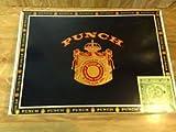 Punch Empty Wooden Cigar Box