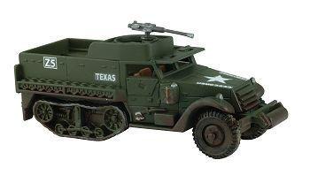 Corgi Diecast Trucks - Corgi Die Cast Fighting Machines M3 Half Truck Us Marine Corp