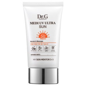 Dr.G MEDI UV ULTRA SUN SPF50+ PA+++ (50ml) (My Skin Mentor Dr G Brightening Up Sun)