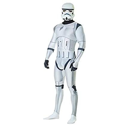 Morphsuits - Disfraz para adulto, diseño Stormtrooper de Star Wars, talla XL (MLZSTX)