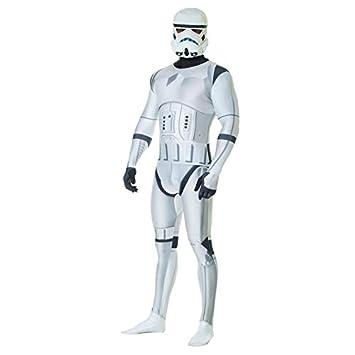 Morphsuits - Disfraz para adulto, diseño Stormtrooper de Star Wars, talla L (MLZSTL)