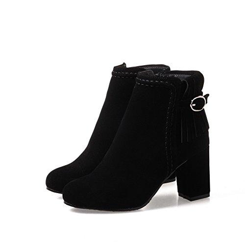 Sandales Noir Abl10122 Femme Compensées Balamasa RqZwYzB