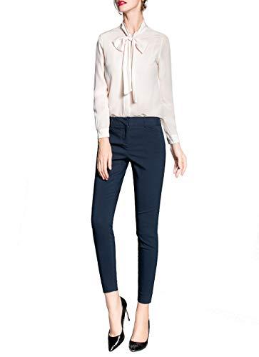 Women's Work Ankle Dress Pants Trousers Slacks All Day Comfort