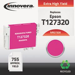 – 27320 Compatible Reman T127320 (T-127) Ink, 755 Page-Yield, Magenta
