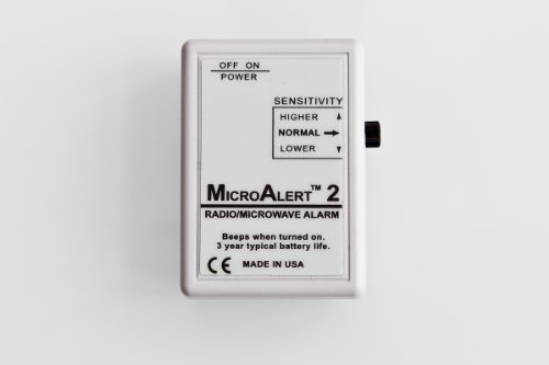 6. Micro Alert 2 EMF detector