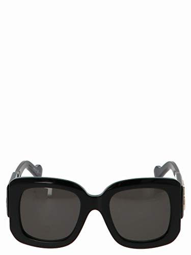 Luxury Fashion | Balenciaga Womens 595314T00011000 Black Sunglasses | Season Permanent