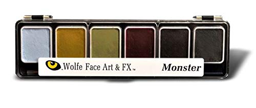 Wolfe F/X 6 Color Palette - Monster ()