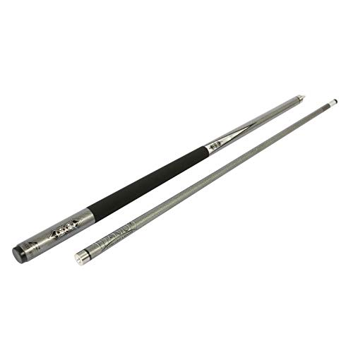 EastPoint Sports Composite Billiard Pool Cue - 58 Inch - Features Premium Fiberglass Material, Titanium Reinforcement, Micro-Fiber Grip