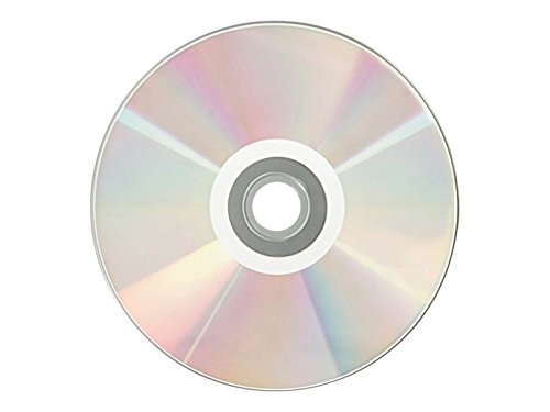 Verbatim DVD-R 4.7GB 16X DataLifePlus Shiny Silver Silk Screen Printable - 100pk Tape Wrap 97017 by Verbatim