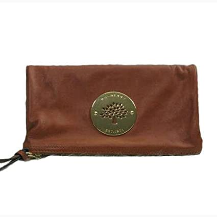 Mulberry Bag Daria Clutch Soft Spongy Leather Brown  Amazon.co.uk  Kitchen    Home b862668dbf43b