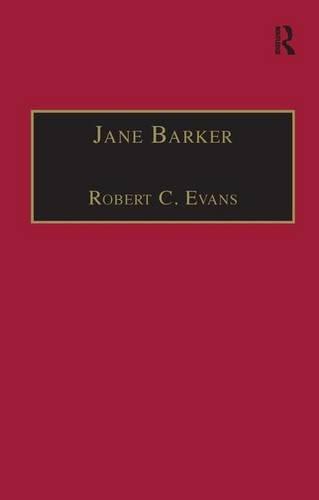 Jane Barker: Printed Writings 1641–1700:  Series II, Part Four, Volume 1