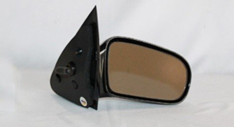 NEW RH DOOR MIRROR FITS CHEVY 03-05 CAVALIER COUPE MANUAL REMOTE GM33R 22728847 GM1321148 22728847 62553G GM33R GM1321148