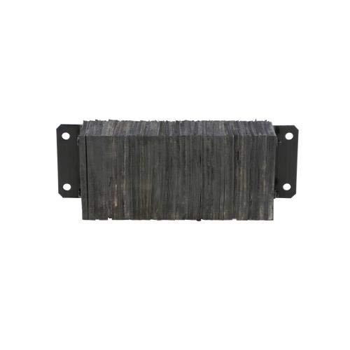 Vestil 1024-4.5, Type A Laminated Dock Bumper Projection (Pack of 3 pcs)