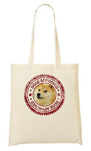 Medal Fourre Funny Provisions Sac Tout Sac Doge CP Approved À pwCZAfCq