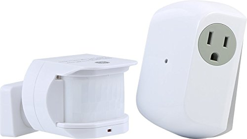 GE 12751 Wireless Motion Sensing Transmitter