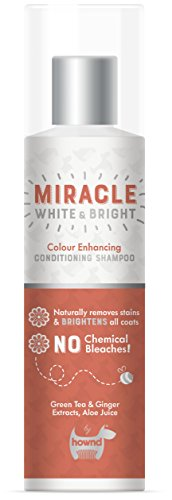 hownd Miracle White and Bright Colour Enhancing Conditioning Shampoo-