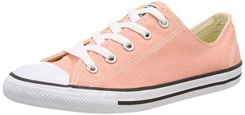 Ox Coral Ctas Dainty Chaussures Taylor Femme pale De Orange 689 Chuck Canvas black white Fitness Converse xIqwBFTI