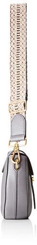 Donna Cm T Grigio 55 5 E1 A 6x16x20 01 Borse Carousel fume Co0 X H Spalla Coccinelle b C6 AqCFx6wCz