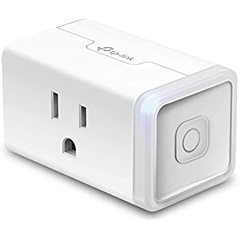 Kasa Smart Plug Mini, Smart Home Wifi outlet works with Alexa & Google Home, WiFi Simple Setup, No Hub Required - A Certified for Humans Device (HS105)